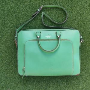 Kate Spade Grand Street Janine laptop bag